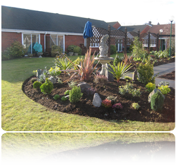 Exterior Garden and Office Planting Nottingham and Derby